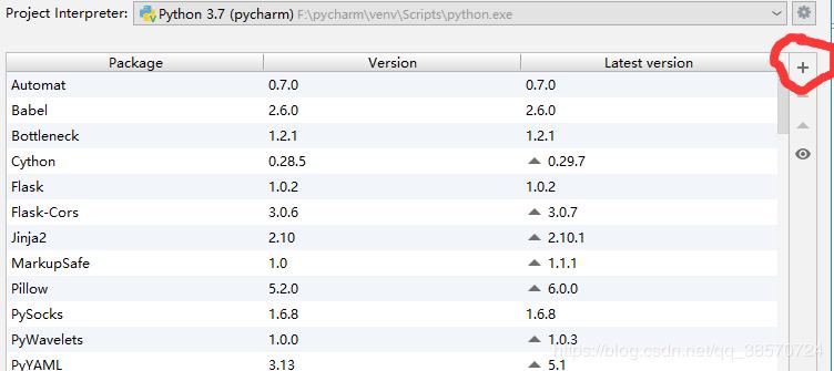 pycharm使用import numpy 和import matplotlib报错- 可靠的企业