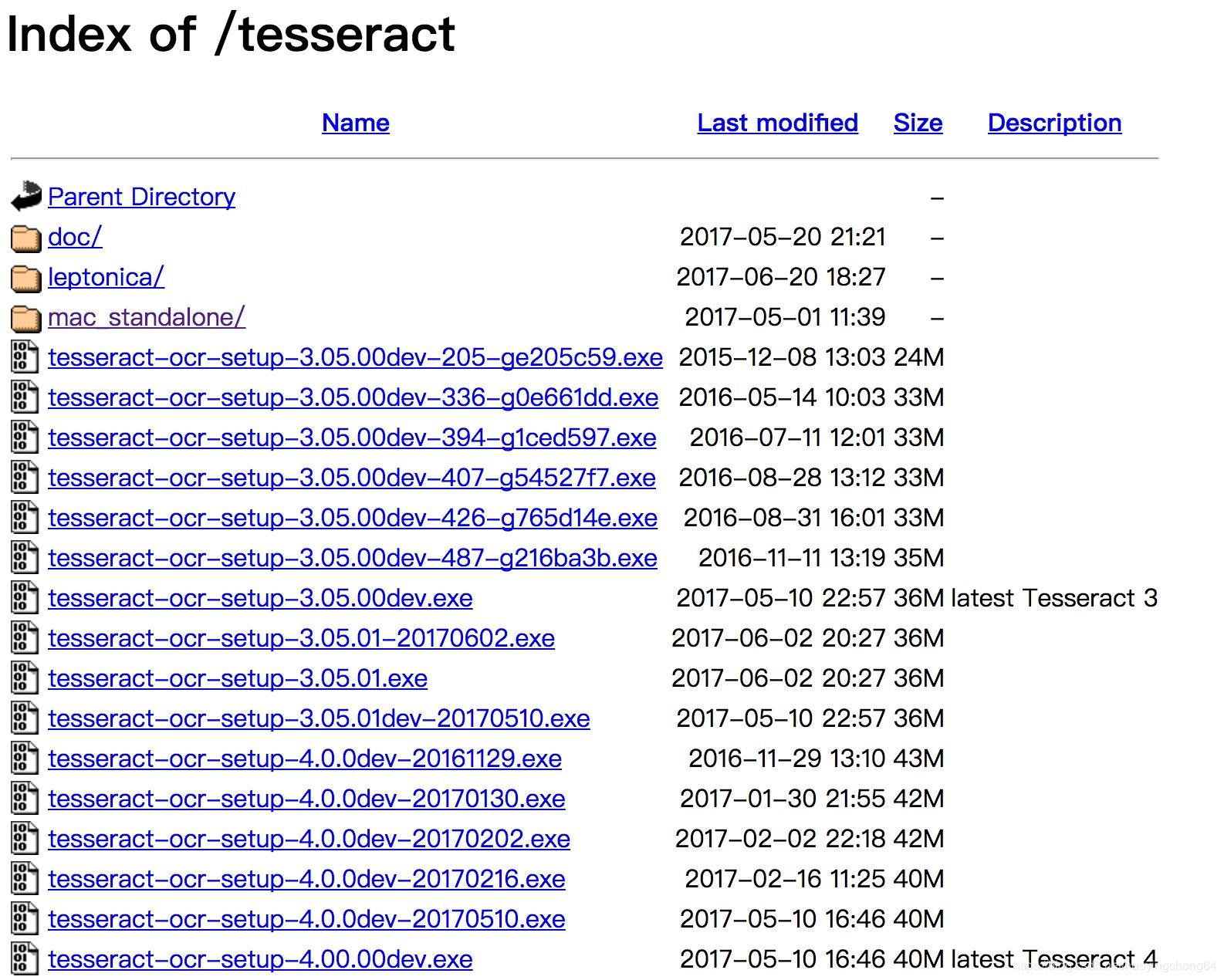 爬虫进阶:验证码突破--2、tesserocr的安装- 可靠的企业级http