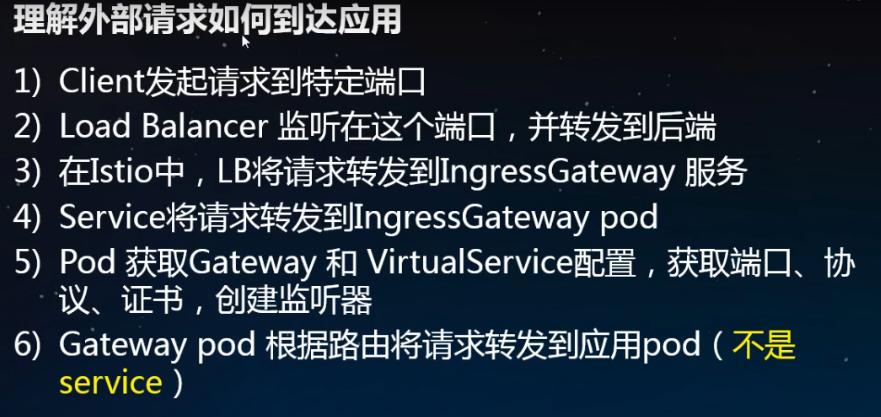 kubernetes istio之gateway - 可靠的企业级http代理/socks5代理