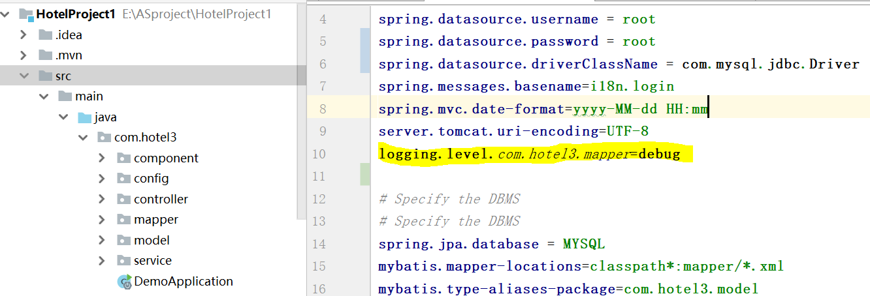 MyBatis输出执行的SQL到控制台- 可靠的企业级http代理/socks5